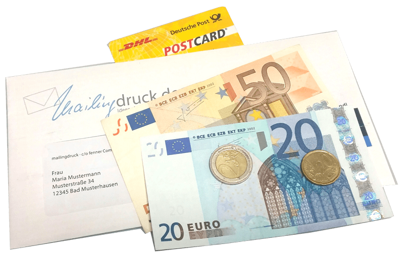 Briefporto Deutsche Post 2017